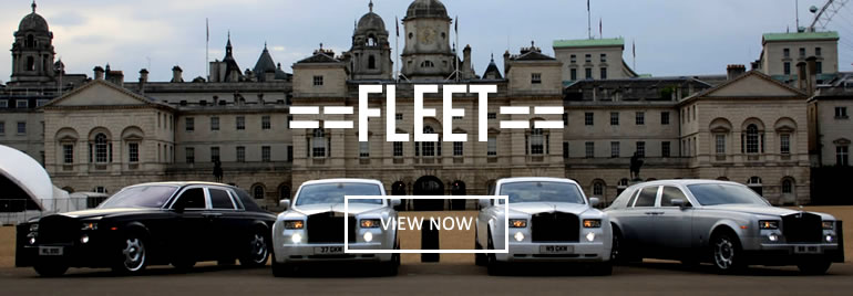Rolls Royce Hire Fleet