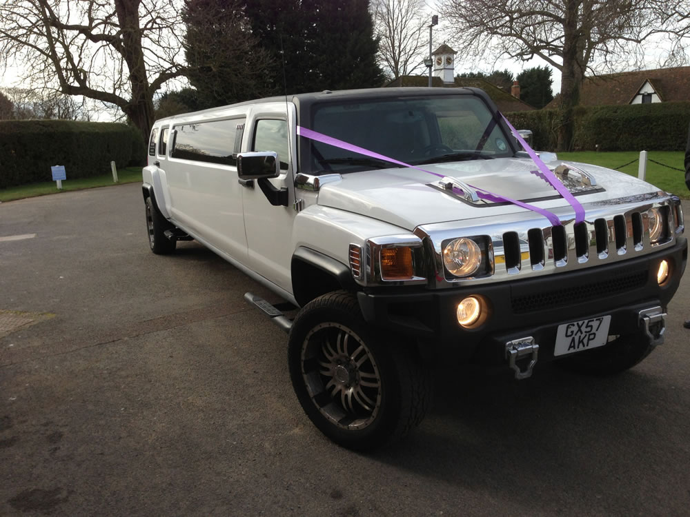 limos for hire in essex