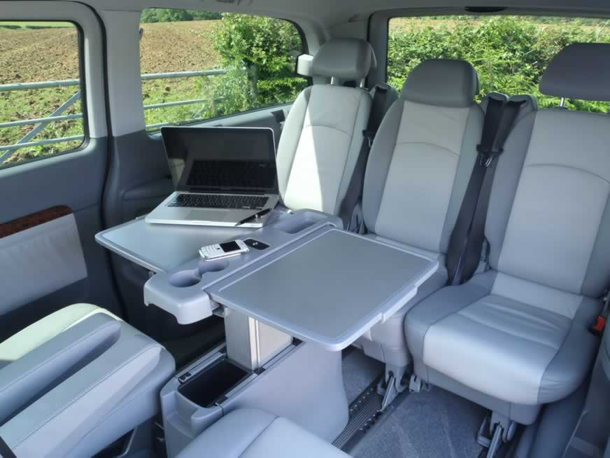 Mercedes viano limos in essex luxury 7 seat people carrier for Interior mercedes viano