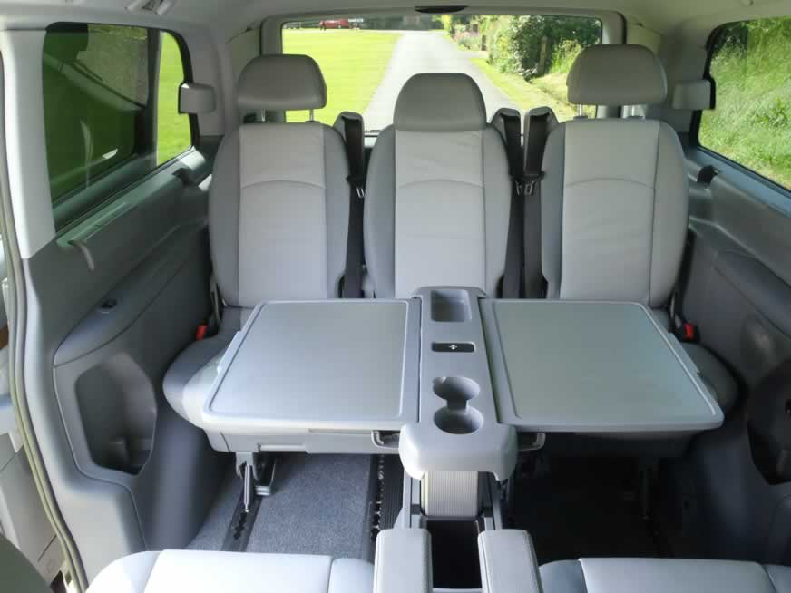 Mercedes Viano Limos In Essex Luxury 7 Seat People Carrier