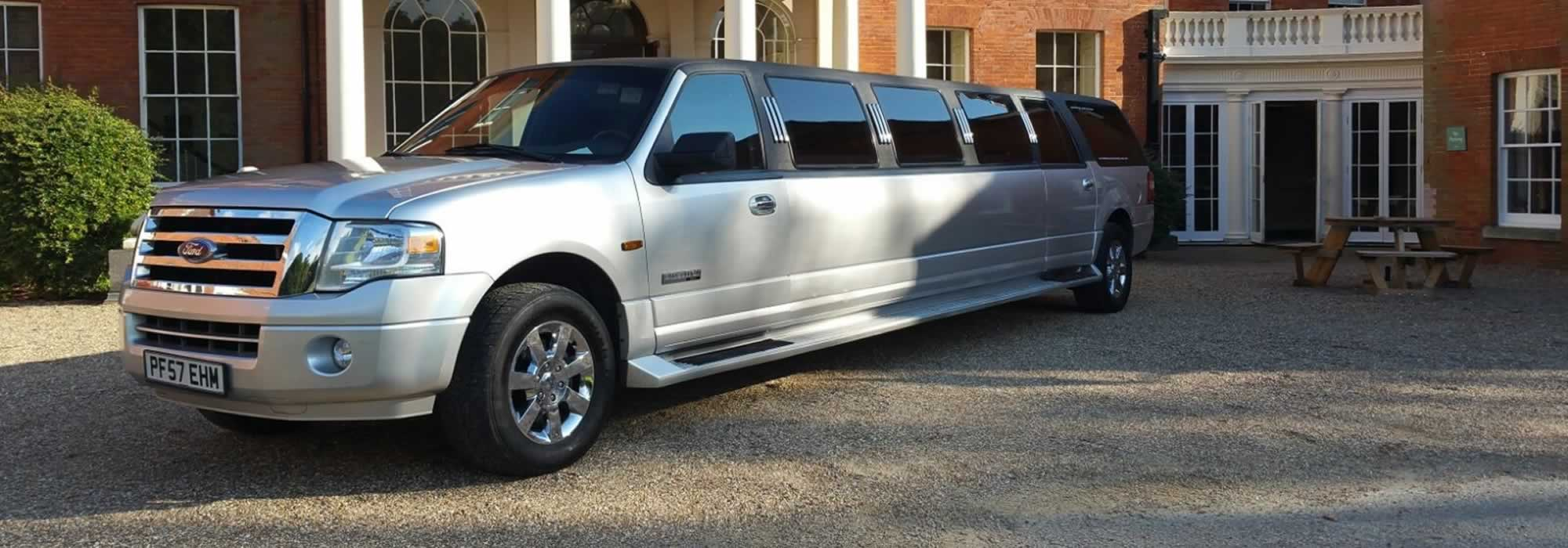 Ford Expedition limo hire