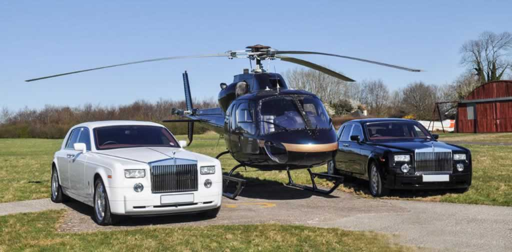 Helicopter-rolls-royce-hire