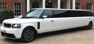 Range Rover Vogue Limo box
